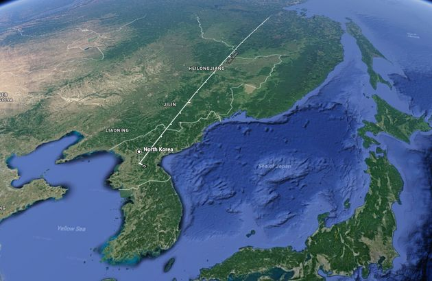 <strong>North Korea tested two ICBM missiles in July - with at least one capable, in theory, of...