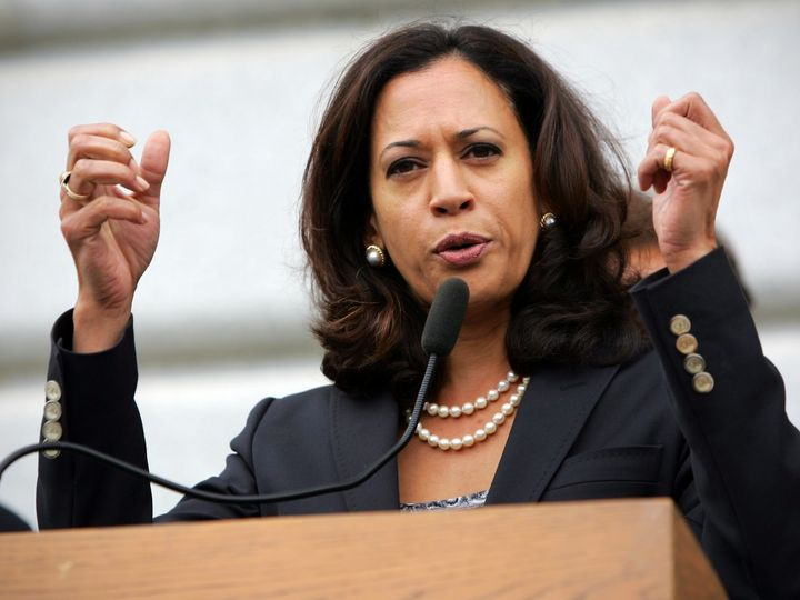 Kamala Harris has quickly become a rising star in the Democratic Party.