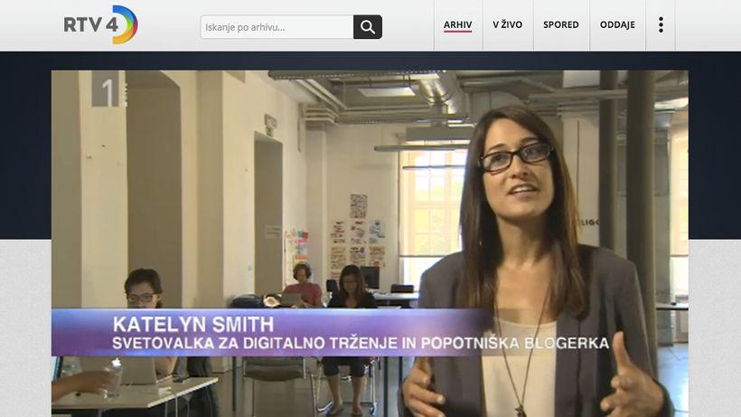 Slovenia National News.