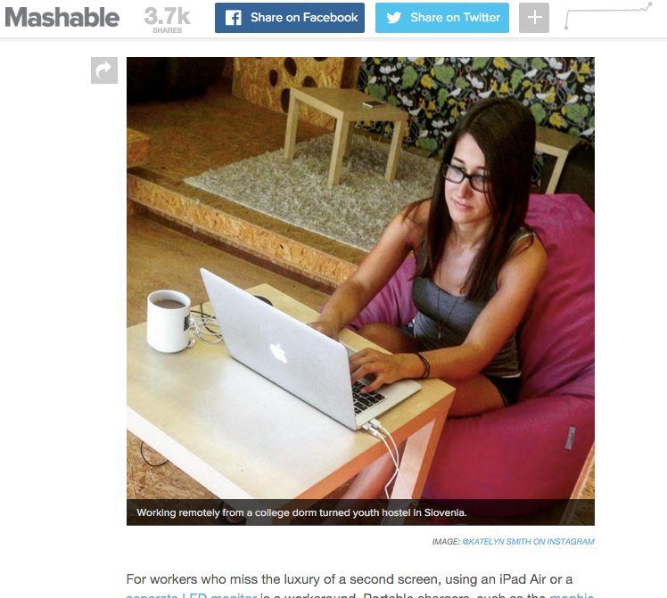 Mashable.