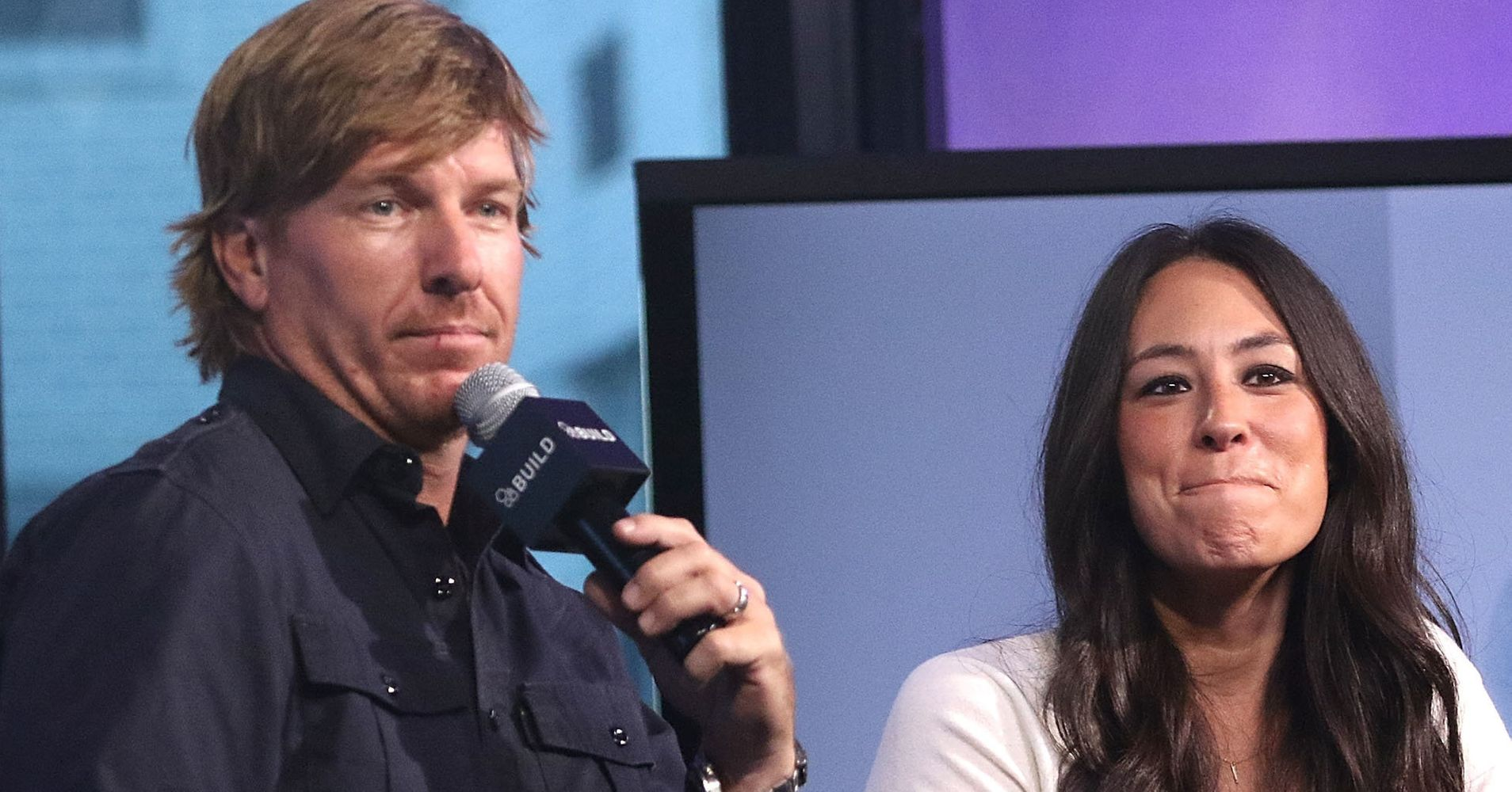 chip gaines responds to divorce rumors with 3 little words huffpost. Black Bedroom Furniture Sets. Home Design Ideas