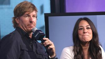 NEW YORK, NY - OCTOBER 19:  Chip Gaines and Joanna Gaines attend The Build Series to discuss 'The Magnolia Story' at AOL HQ on October 19, 2016 in New York City.  (Photo by Laura Cavanaugh/WireImage)