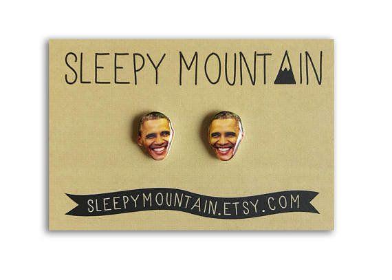 "Buy <a href=""https://www.etsy.com/listing/474960689/barack-obama-earrings?ga_order=most_relevant&ga_search_type=all&g"