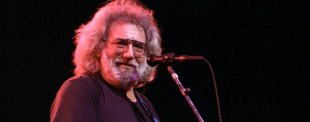 Rock icon Jerry Garcia of the Grateful Dead died 22 years