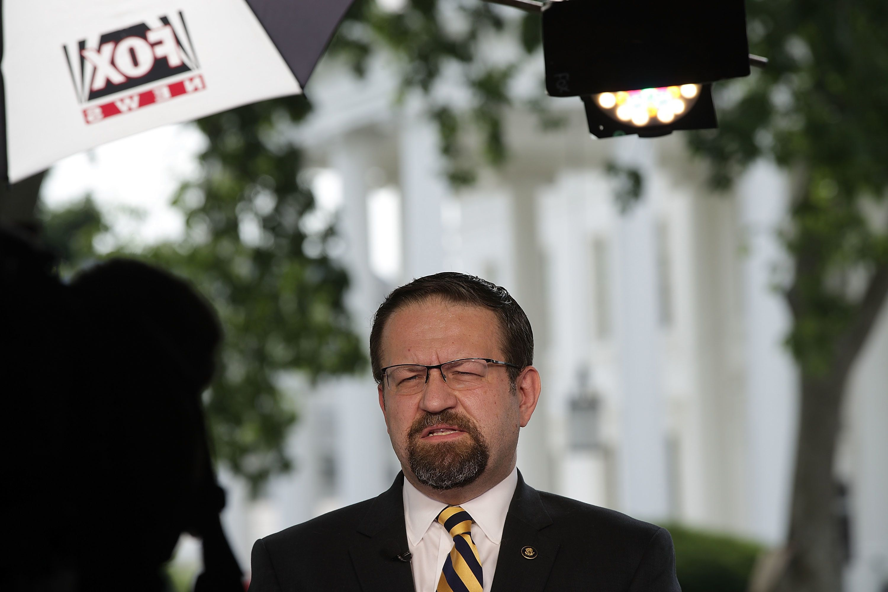 7 Reasons Sebastian Gorka Is The Most Terrifying Thing About The North Korea Nuclear