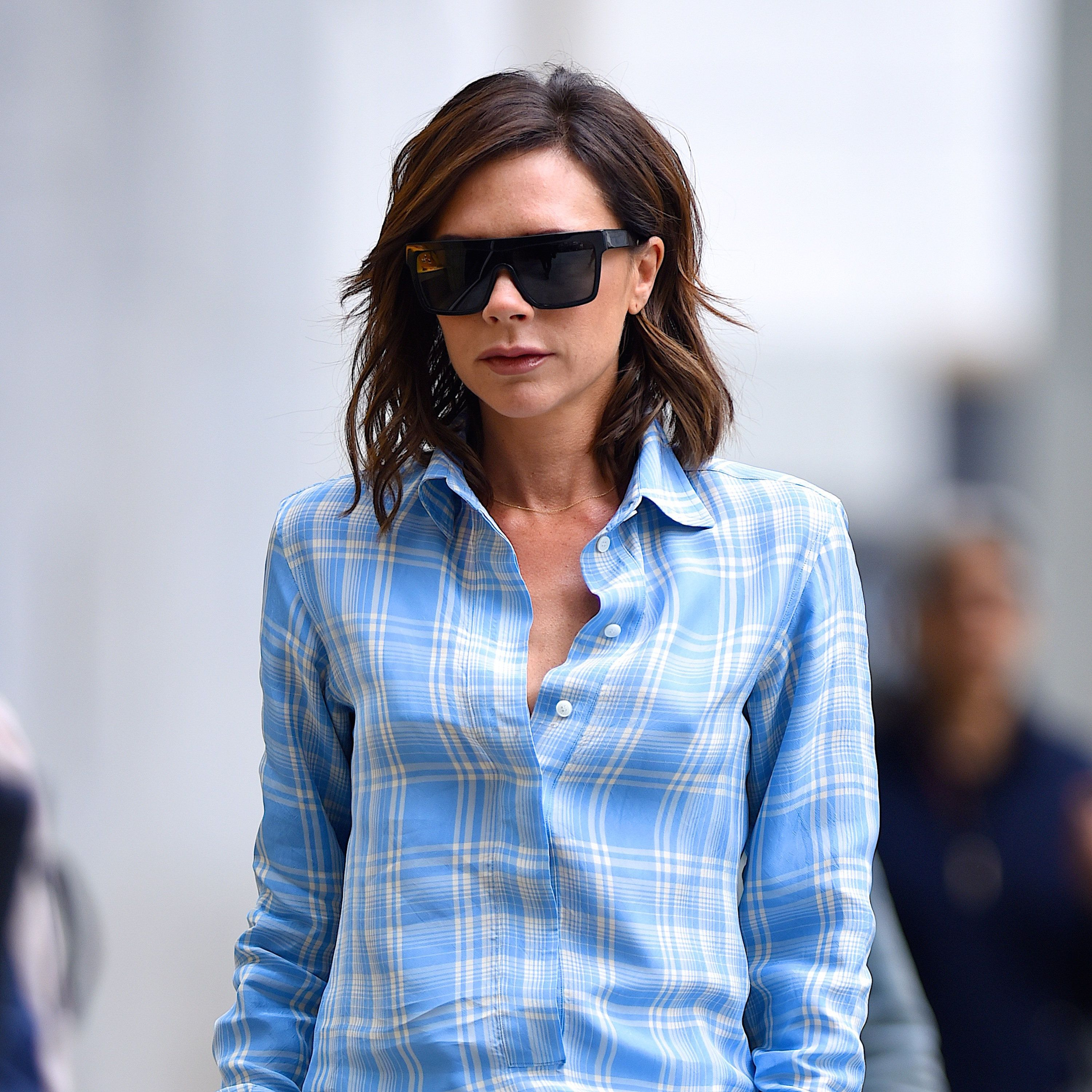 Victoria Beckham Takes Action Against Chip Shop Over 'Anorexia' Advert