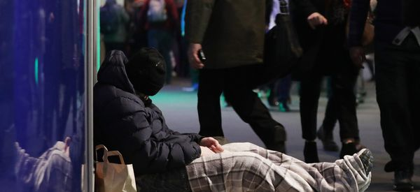 Number Of Rough Sleepers Set To Explode 76% by 2027 If Changes Aren't Made