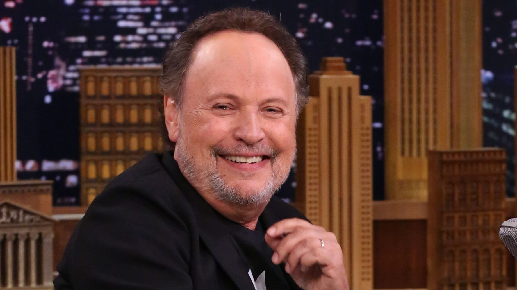 Billy Crystal Burns Trump Supporter With Trump's Own Words