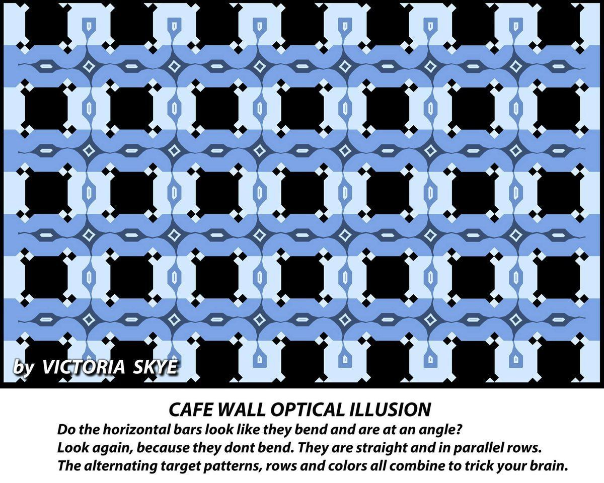 This Incredible Optical Illusion Is Making Our Brains