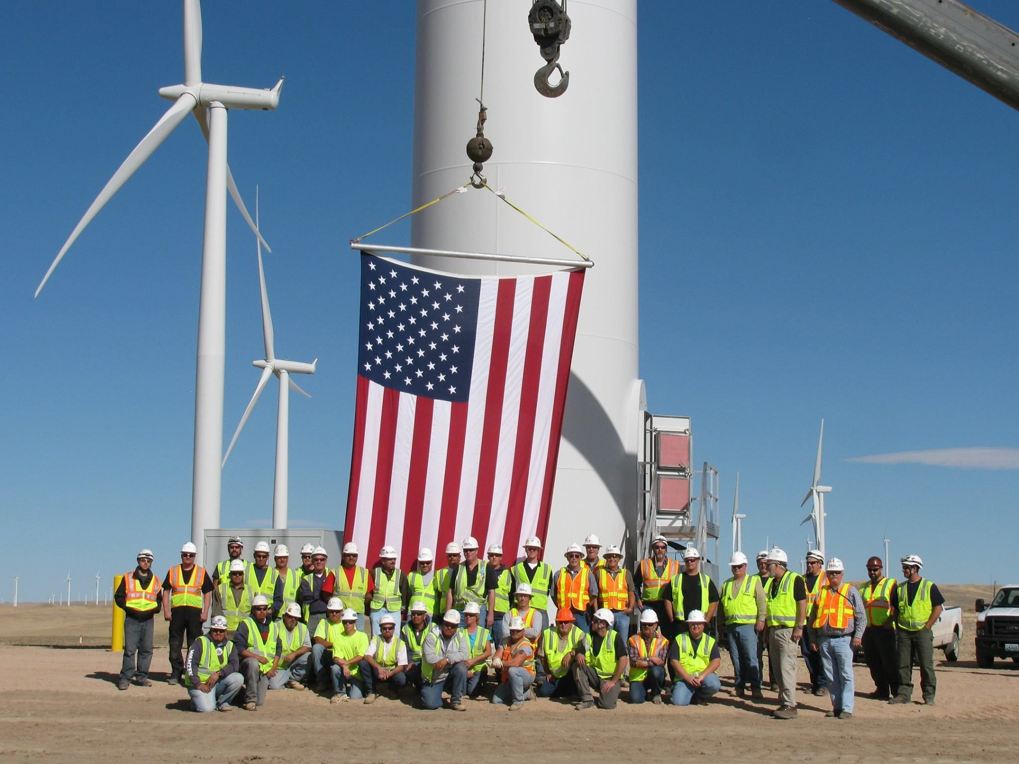 Colorado's wind power soars; state ranks in the top 10