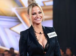 'CBB' Bosses Speak Out Over Claims Sarah Harding Is Being Granted Time Away From Fellow Housemates