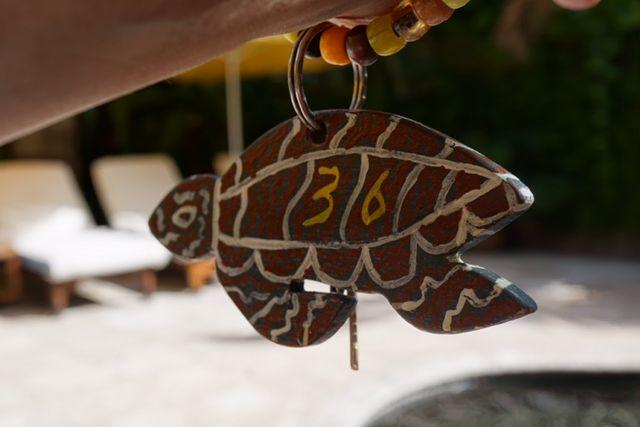 Four Searons Resort Nevis spa keys