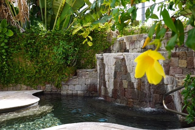 Four Seasons Resort Nevis spa jacuzzi