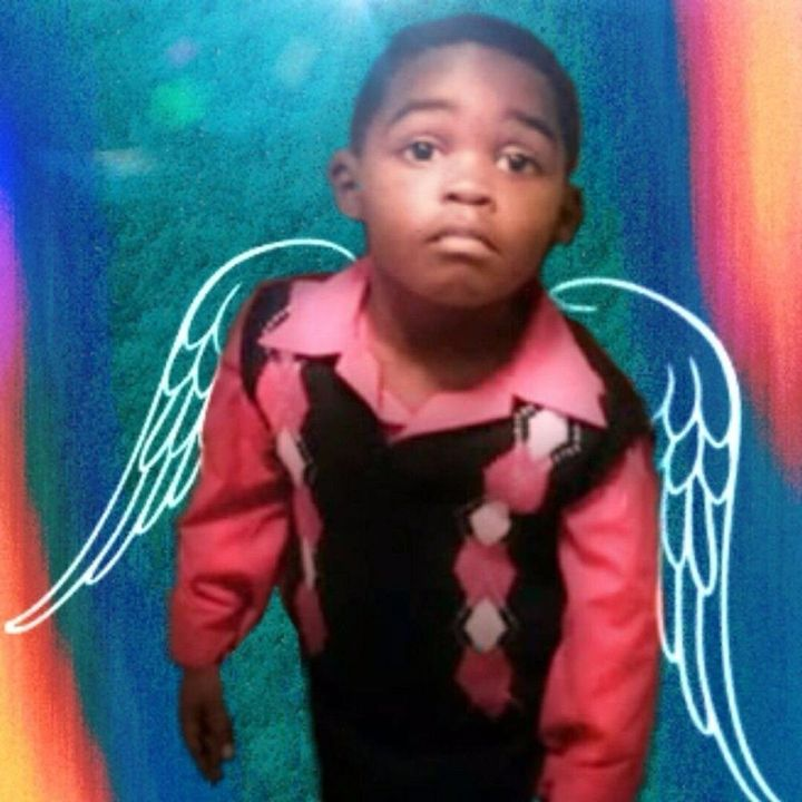 Myles Hill, who would have turned 4 later this month, was found dead in the back of a van used by his day care on Monday, pol