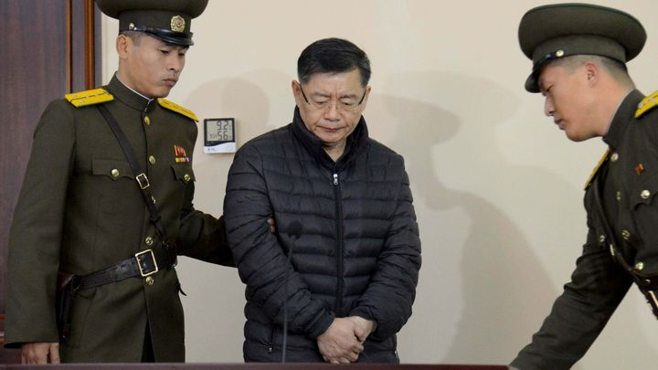 Hyeon Soo Lim, who had been accused of attempting to overthrow the regime, was
