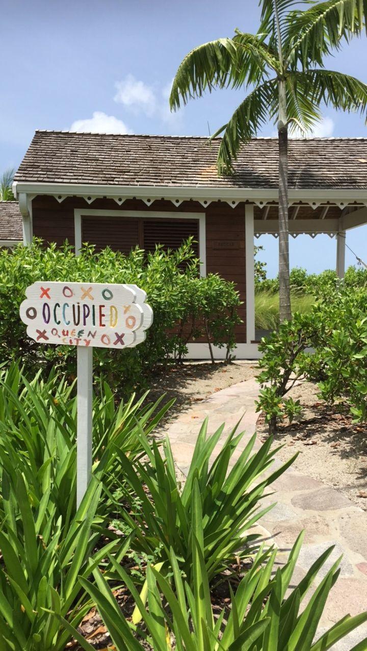 Sea turtle quarters at Four Seasons Resort Nevis