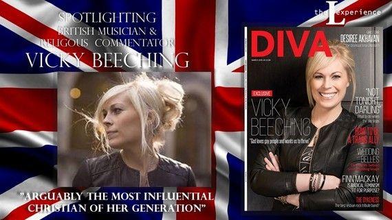 Spotlighting Women - Vicky Beeching