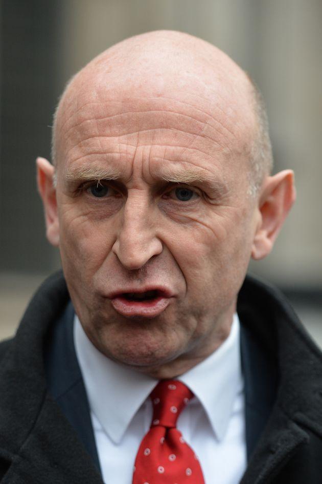 Shadow Housing Minister John