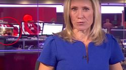 BBC Airs NSFW Nude Scene During Live News
