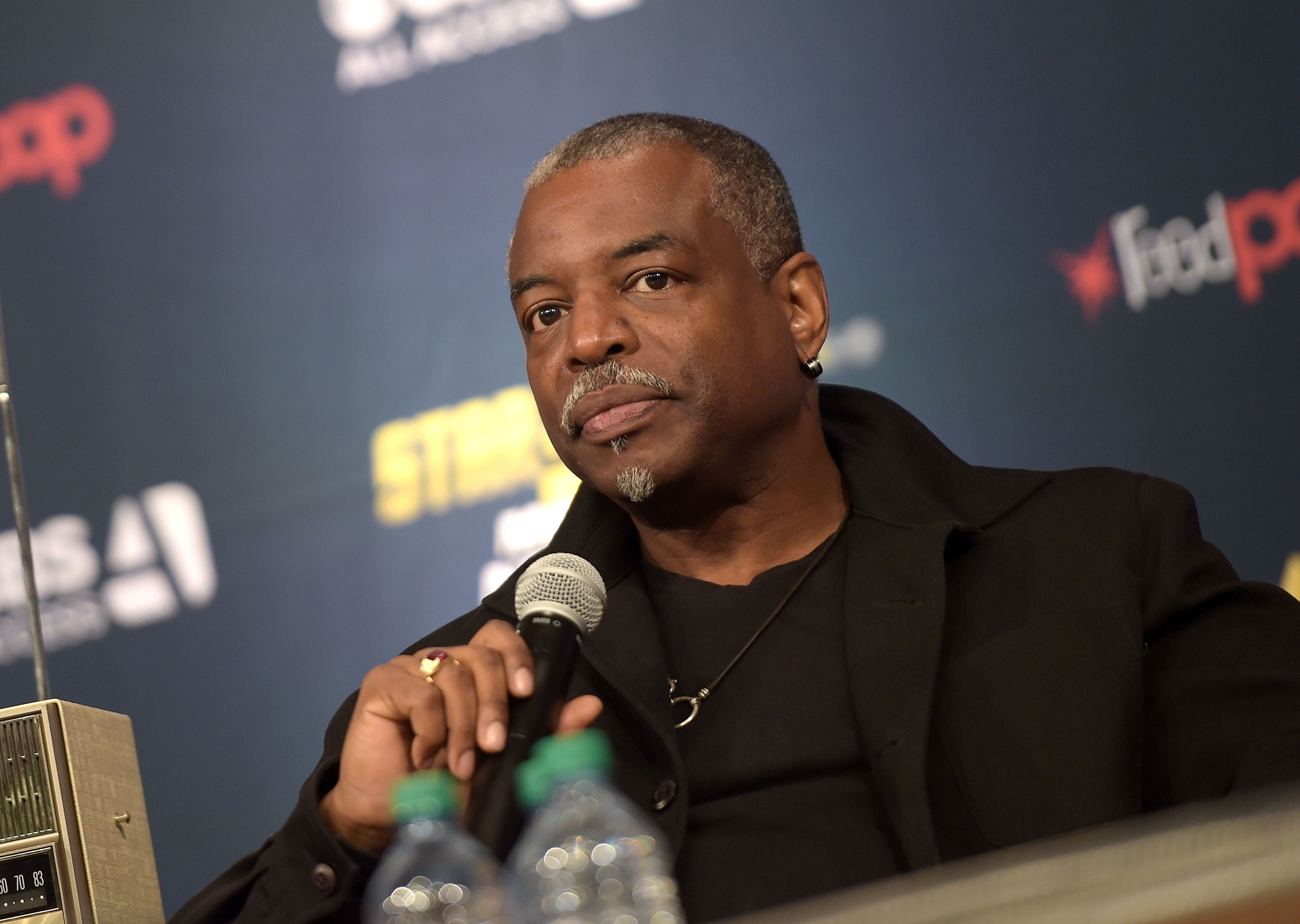 LeVar Burton Sued For Using Reading Rainbow Catchphrase