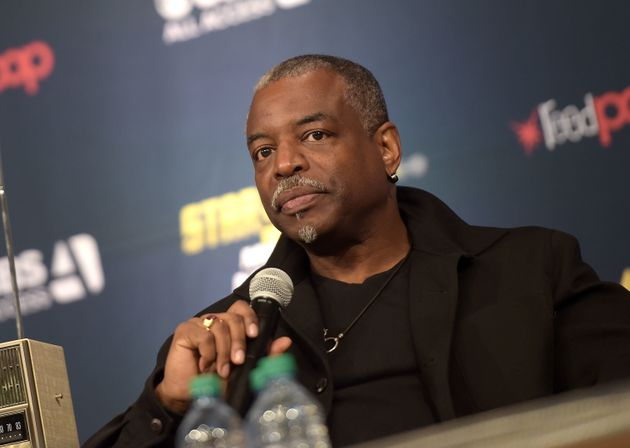 LeVar Burton Is Being Sued Over His 'Reading Rainbow' Revival