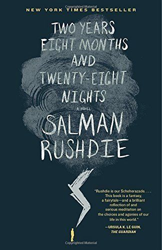 """It's my first Rushdie novel and I'm only just beginning, but it caught my attention because of its focus on the myth of the"