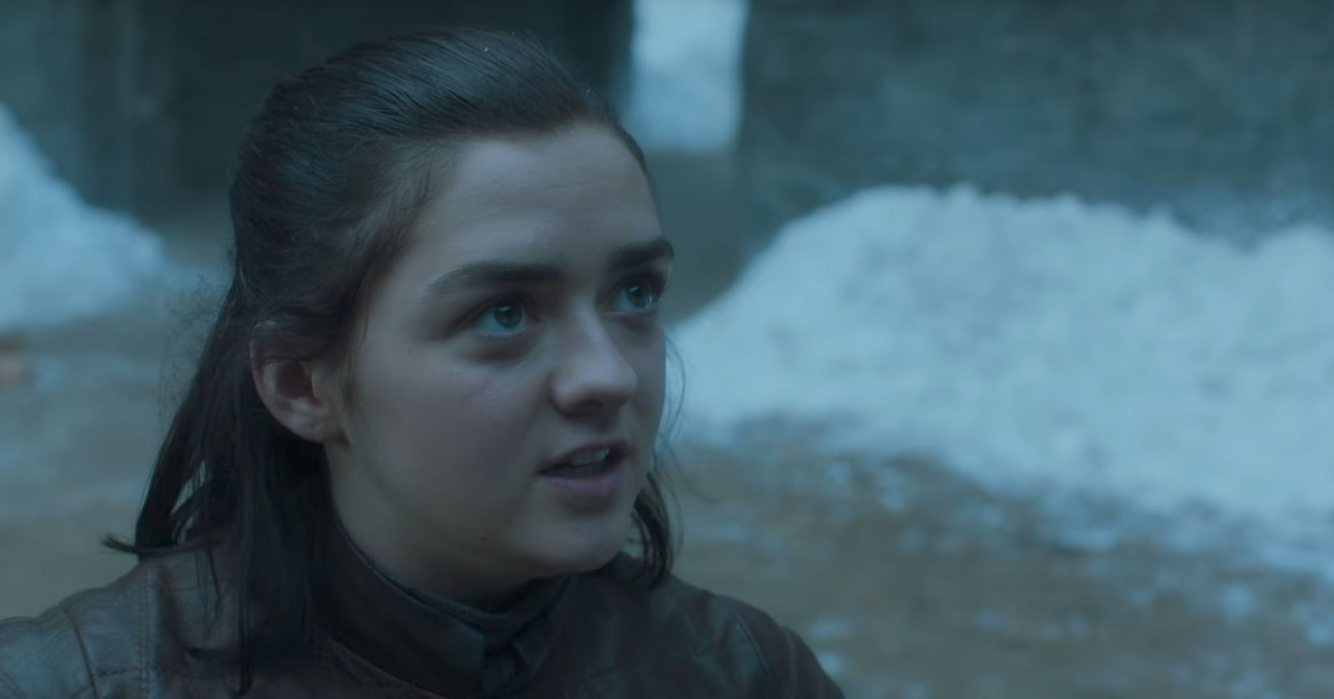 The Creepiest Thing You Missed In That Arya Scene On 'Game Of Thrones'