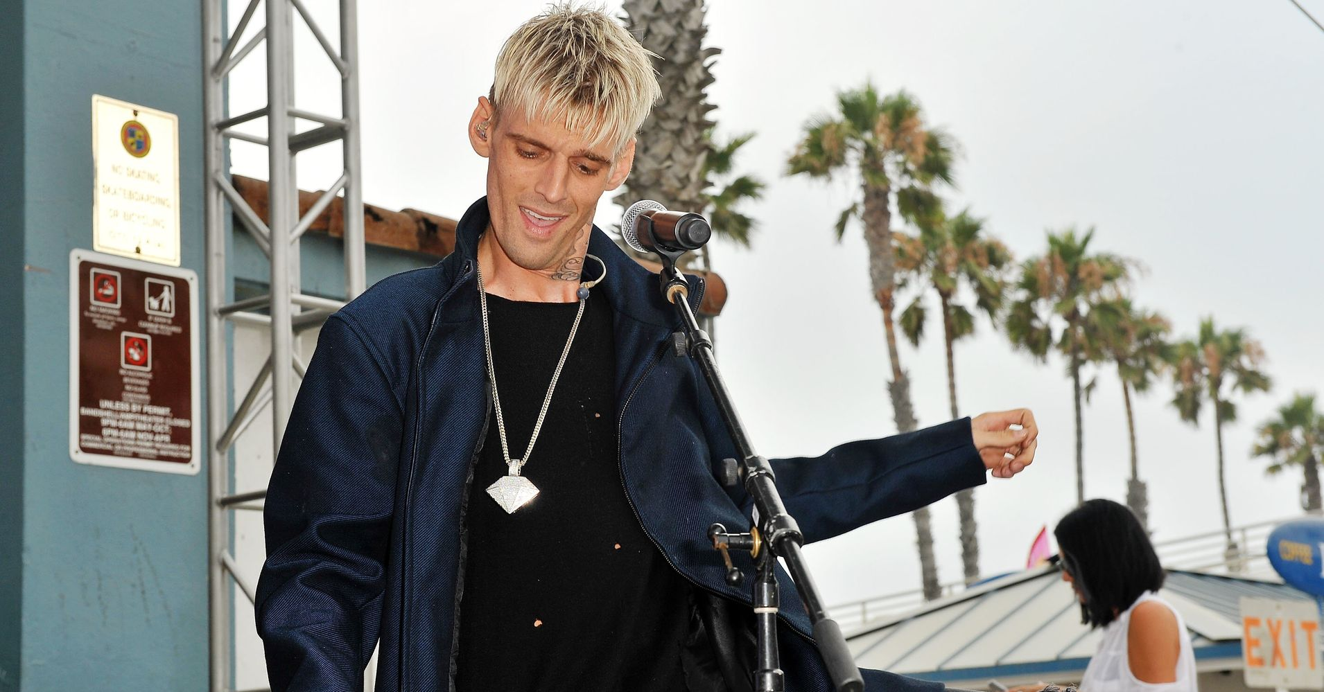 Fatherhood a priority for Aaron Carter | Inquirer