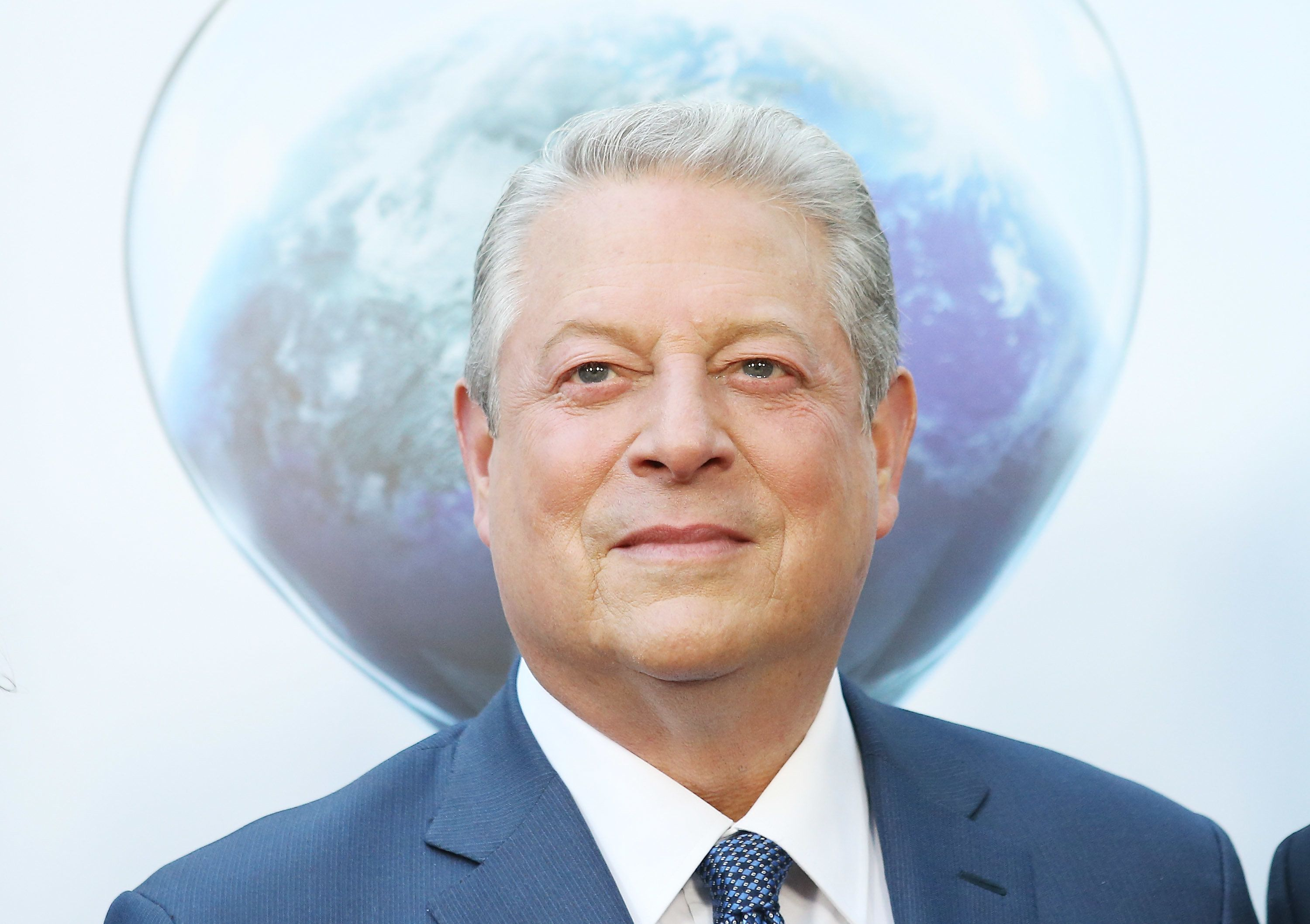 HOLLYWOOD, CA - JULY 25:  Former Vice President of the United States, Al Gore arrives at the Los Angeles premiere of Paramount Pictures' 'An Inconvenient Sequel: Truth To Power' held at ArcLight Hollywood on July 25, 2017 in Hollywood, California.  (Photo by Michael Tran/FilmMagic)