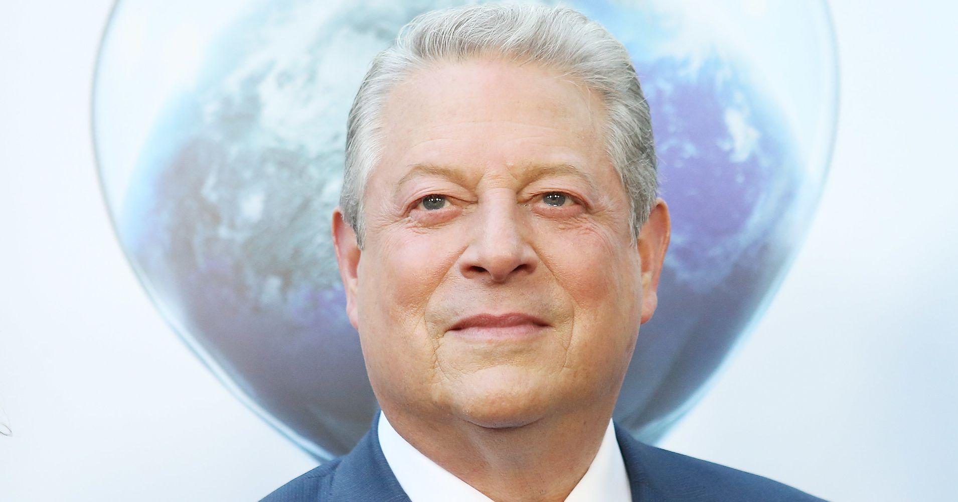 Al Gore's Stupendous Wealth Complicates His Climate Message. That Can Change.