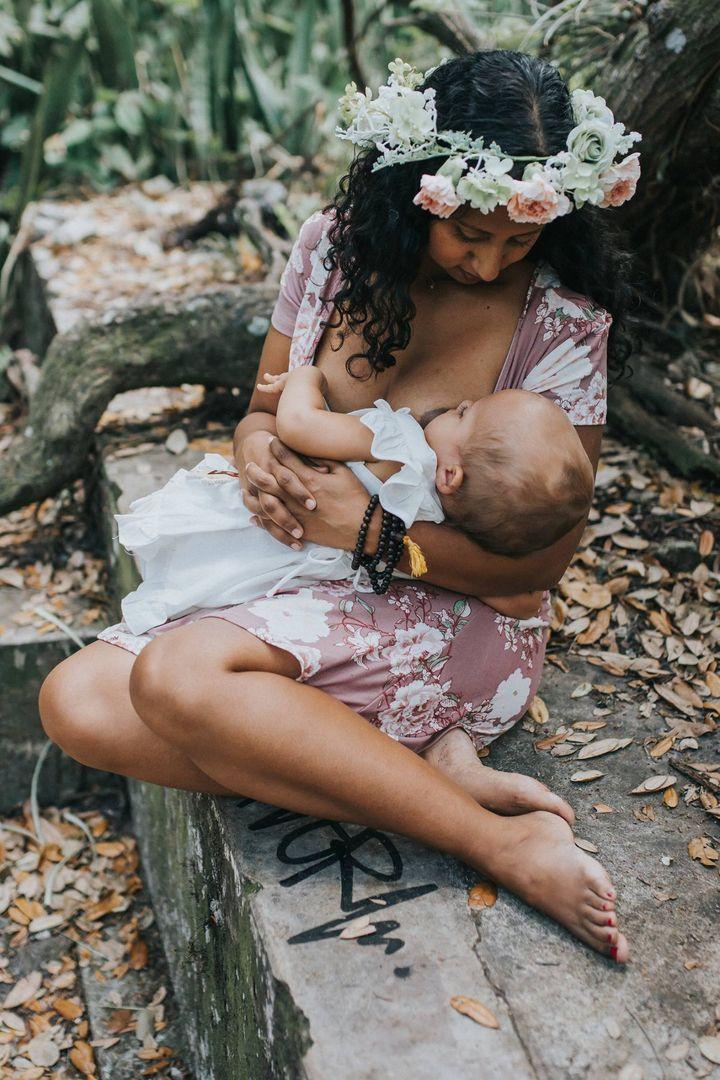 Why I'm Breastfeeding My Toddler