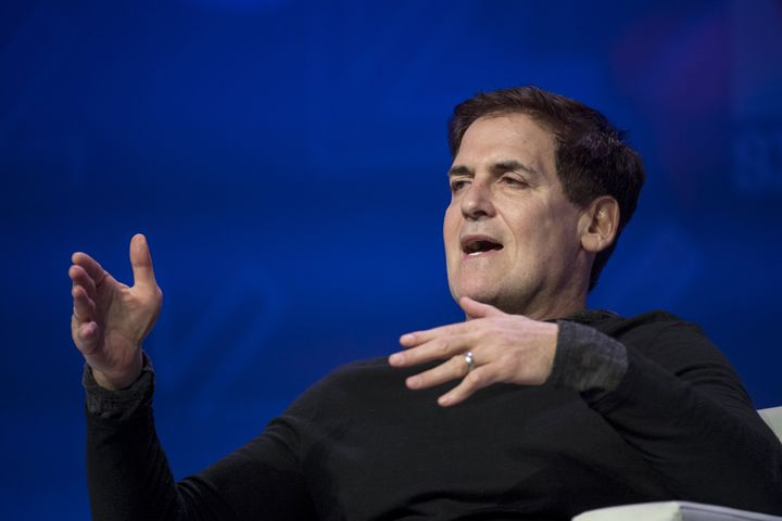 Mark Cuban has toyed with a presidential run in 2020.