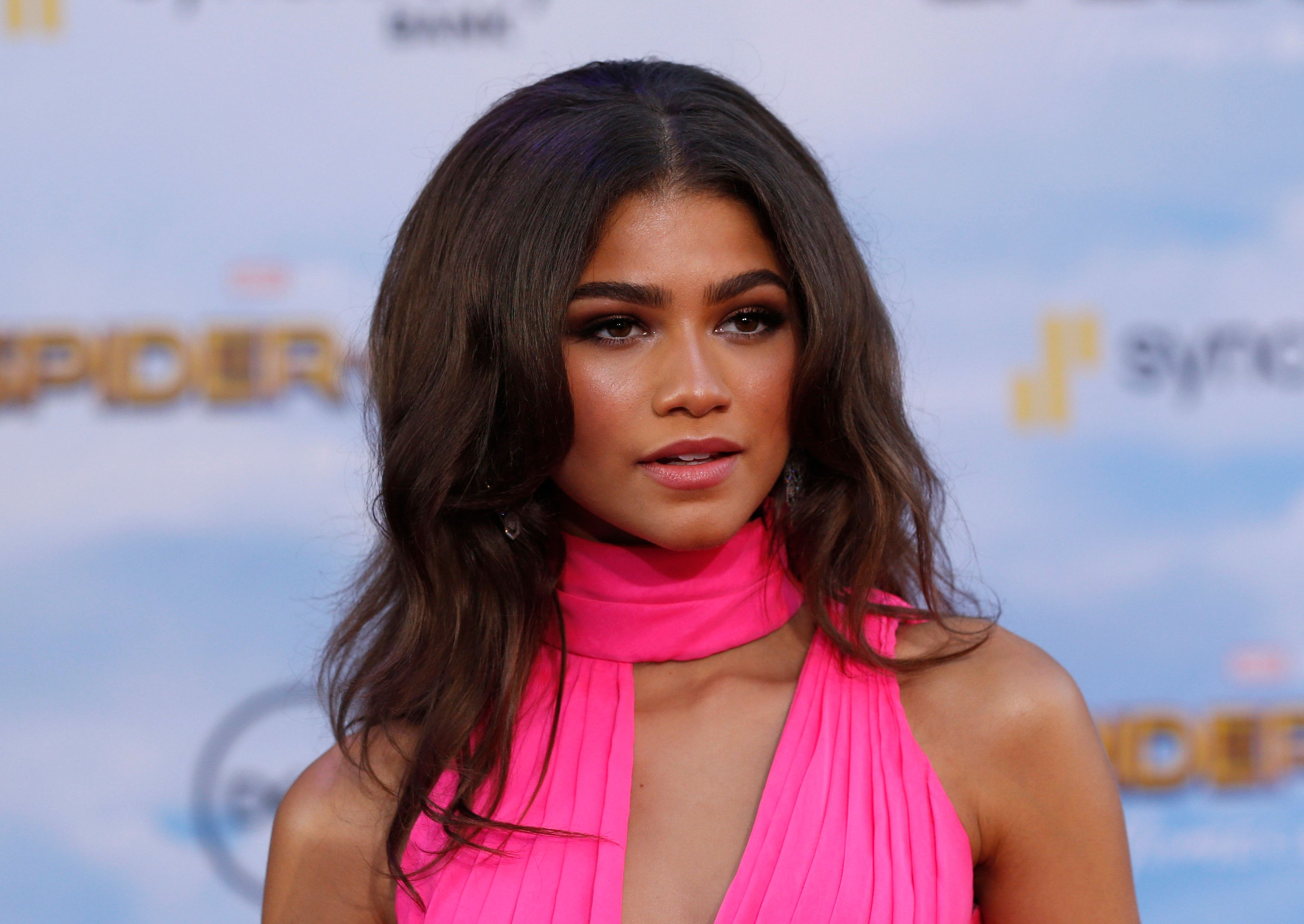 "The World Premiere of ""Spider-Man: Homecoming""  – Arrivals – Los Angeles, California, U.S., 28/06/2017 - Actress and singer Zendaya. REUTERS/Mario Anzuoni"
