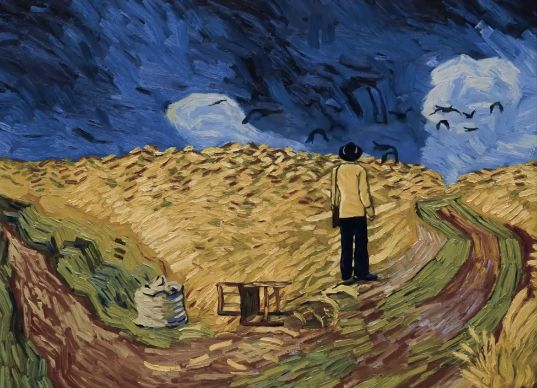 the reason behind vincent van goghs suicide Loving vincent, the world's first fully painted animated film directed by dorota kobiela and hugh welchman, has blazed its own artistic path — much like the artist who inspired it: vincent van gogh.