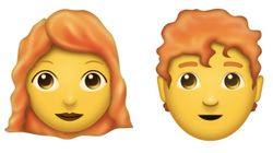 Looks Like We're Finally Getting A Redhead Emoji.. And Lots