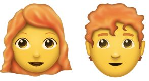 Looks Like We're Finally Getting A Redhead Emoji.. And Lots More!