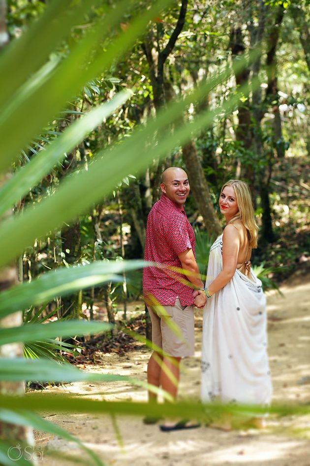 A picture from theEric and Cammy's vacation photo shoot.