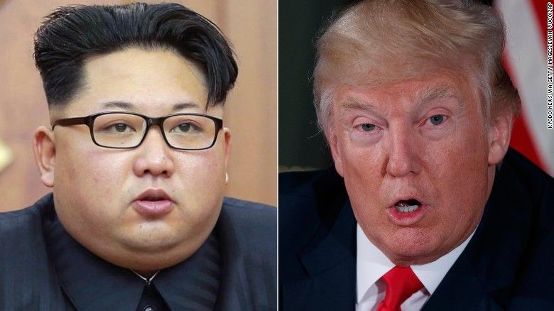 Trump warns North Korea against attacking Guam — UPDATE