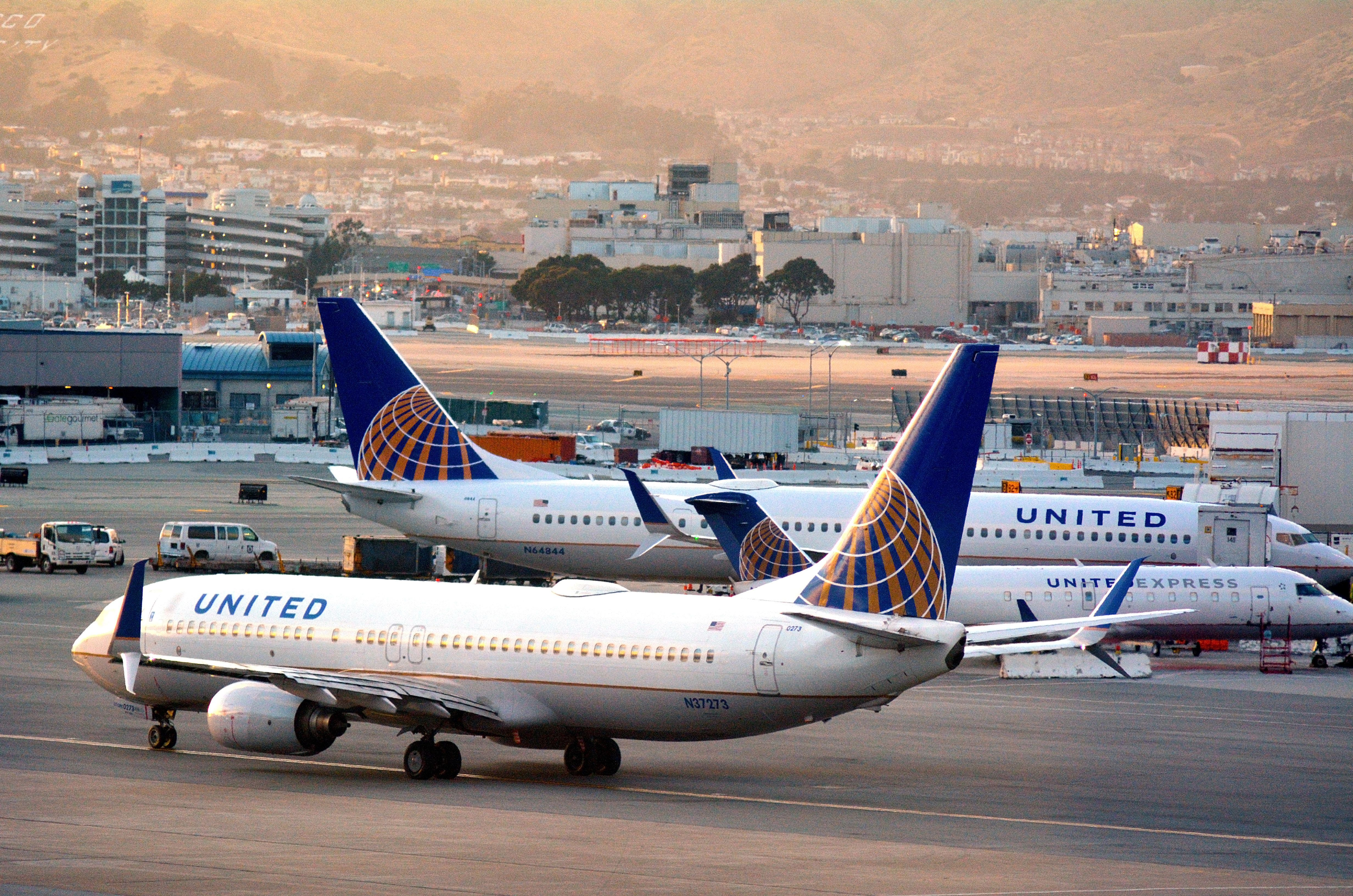 Beleaguered United Airlines Conducts 'Review' After Texas ...