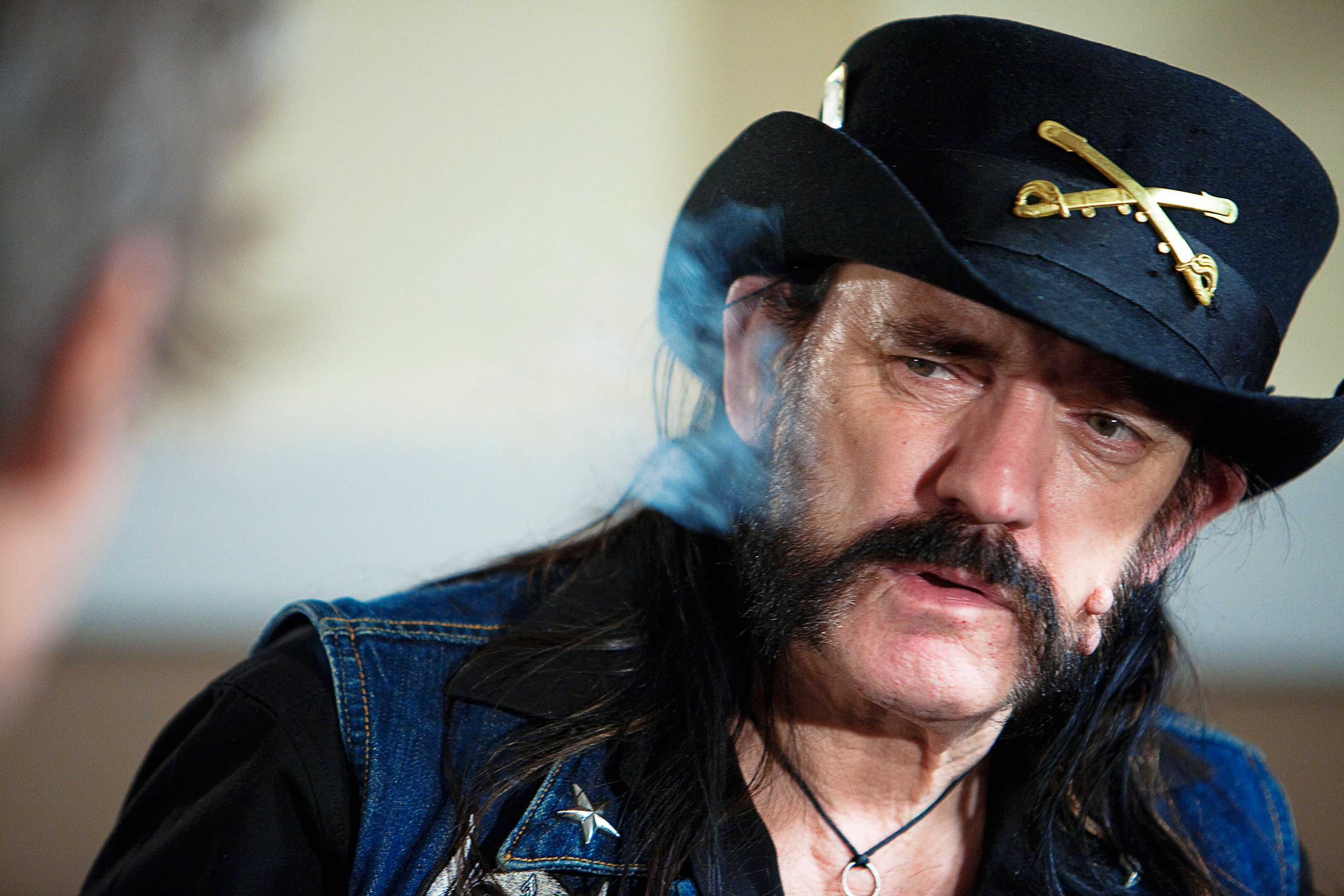 """LemmyKilmister ofMotorhead received a posthumous honor when scientists lent his name to an ancient and """"nasty"""" cr"""