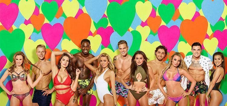 <strong>Camilla and her 'Love Island' co-stars this summer</strong>