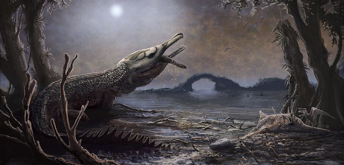 Monstrously 'Nasty' Ancient Croc Named After Lemmy From