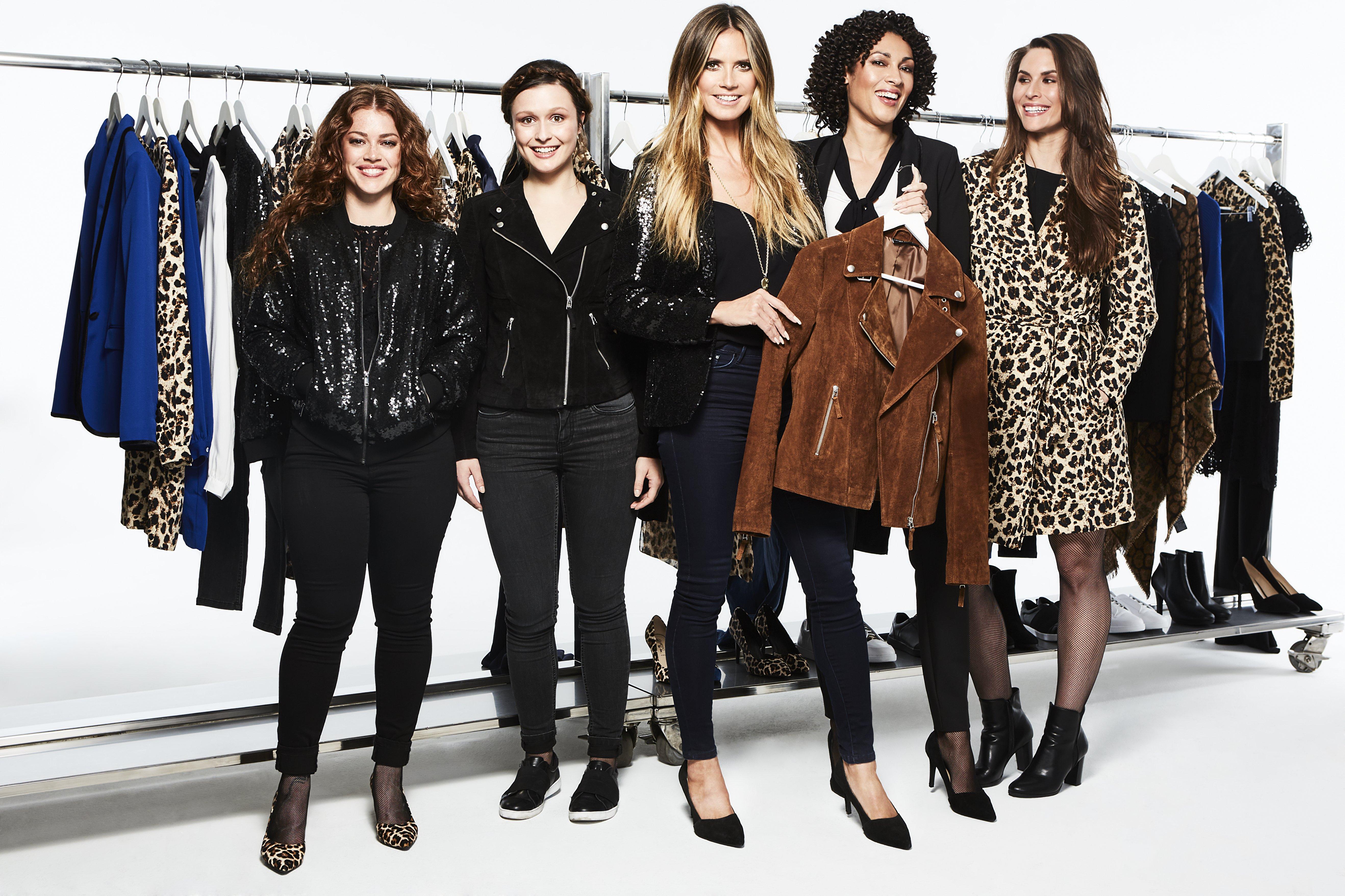 Heidi Klum Is Taking Lidl To New York Fashion