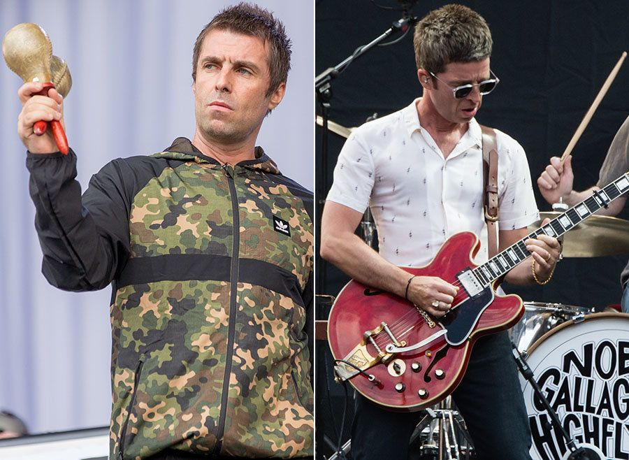 Liam Gallagher Insists Reconciliation With Noel Doesn't Mean An Oasis Reunion Is On The