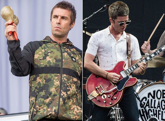 Liam Gallagher reveals he has made peace with Noel