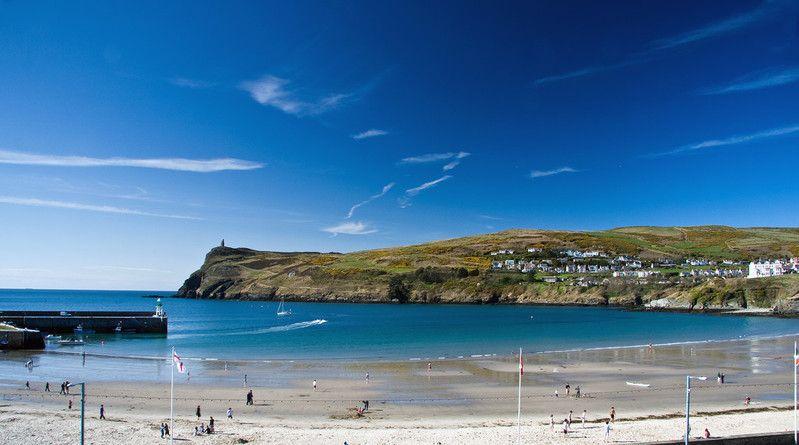 Port Erin. Isle of Man.