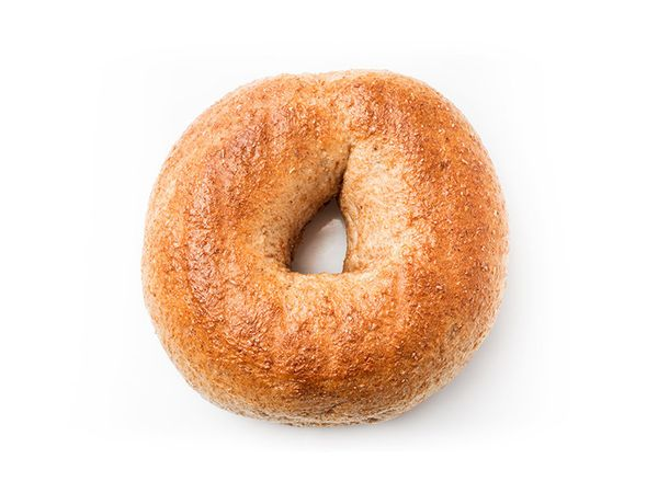 Whole wheat makes some great bread, but bagels it does not. Stay away.