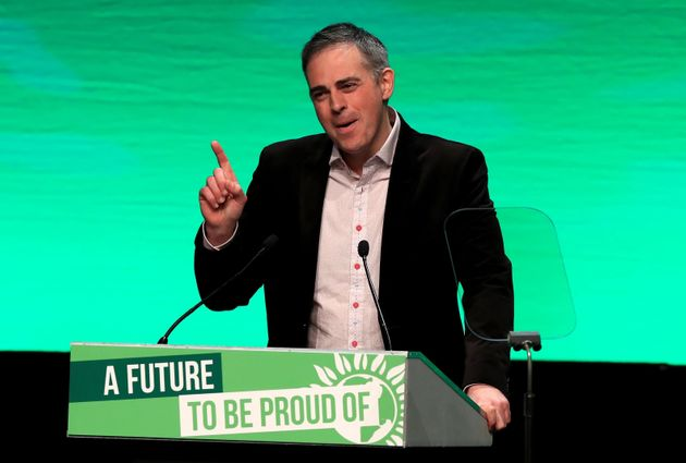 Green Party co-leader Jonathan Bartley has complained to the