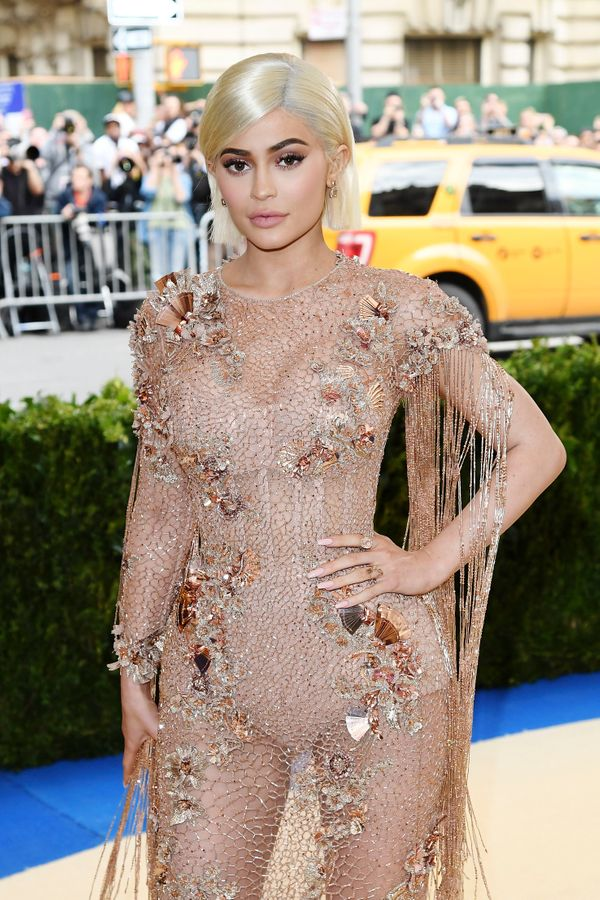 At the Met Gala on May 1, 2017 in New York City, NY.