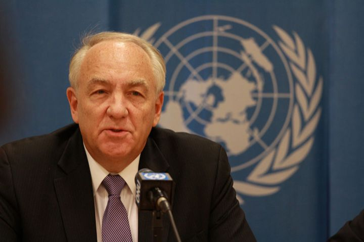 "Stephen J. Rapp, US ambassador-at-large for war crimes issues at the UN in Geneva, 2010 (<a href=""https://www.flickr.com/phot"